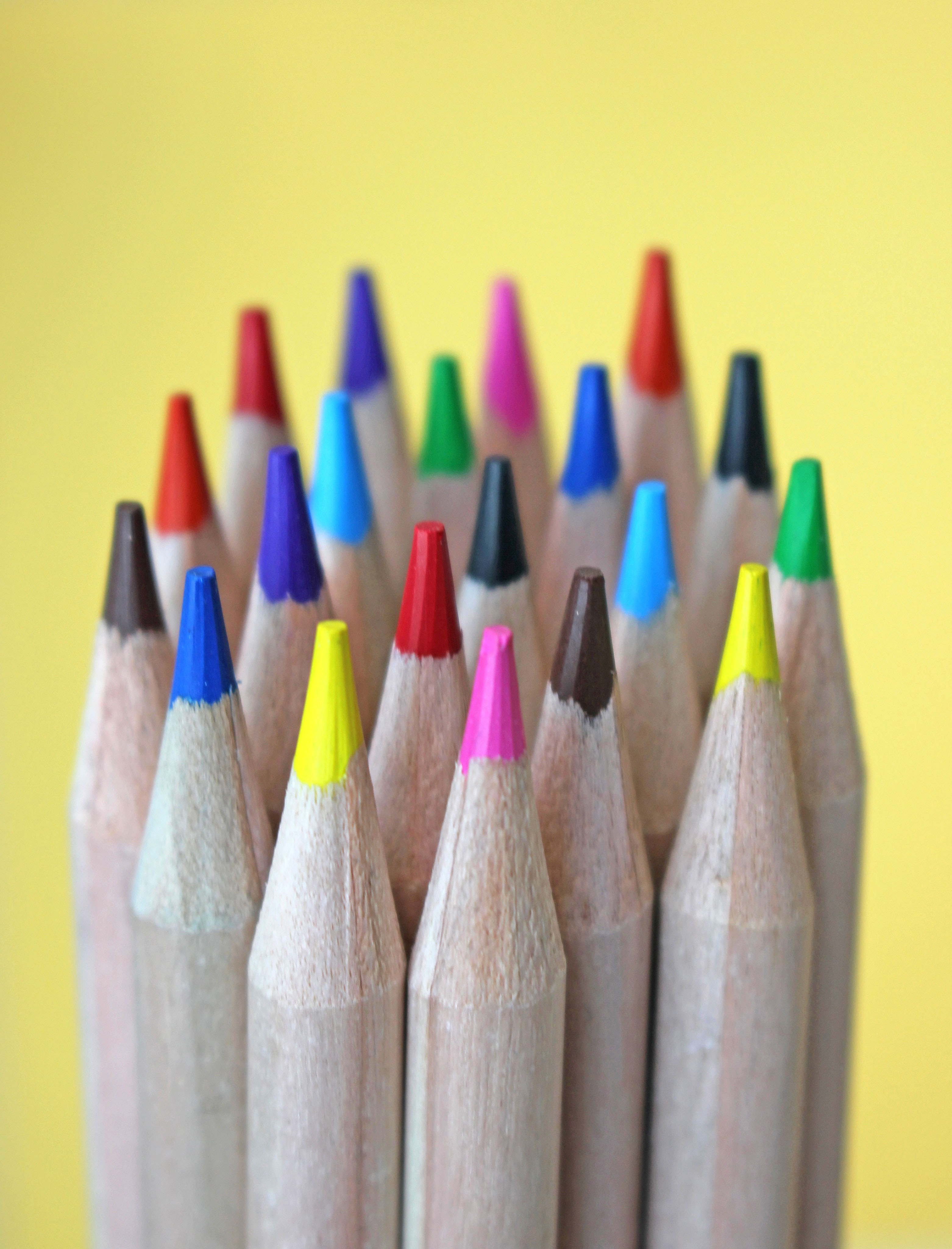 Coloured Pencil Tips2