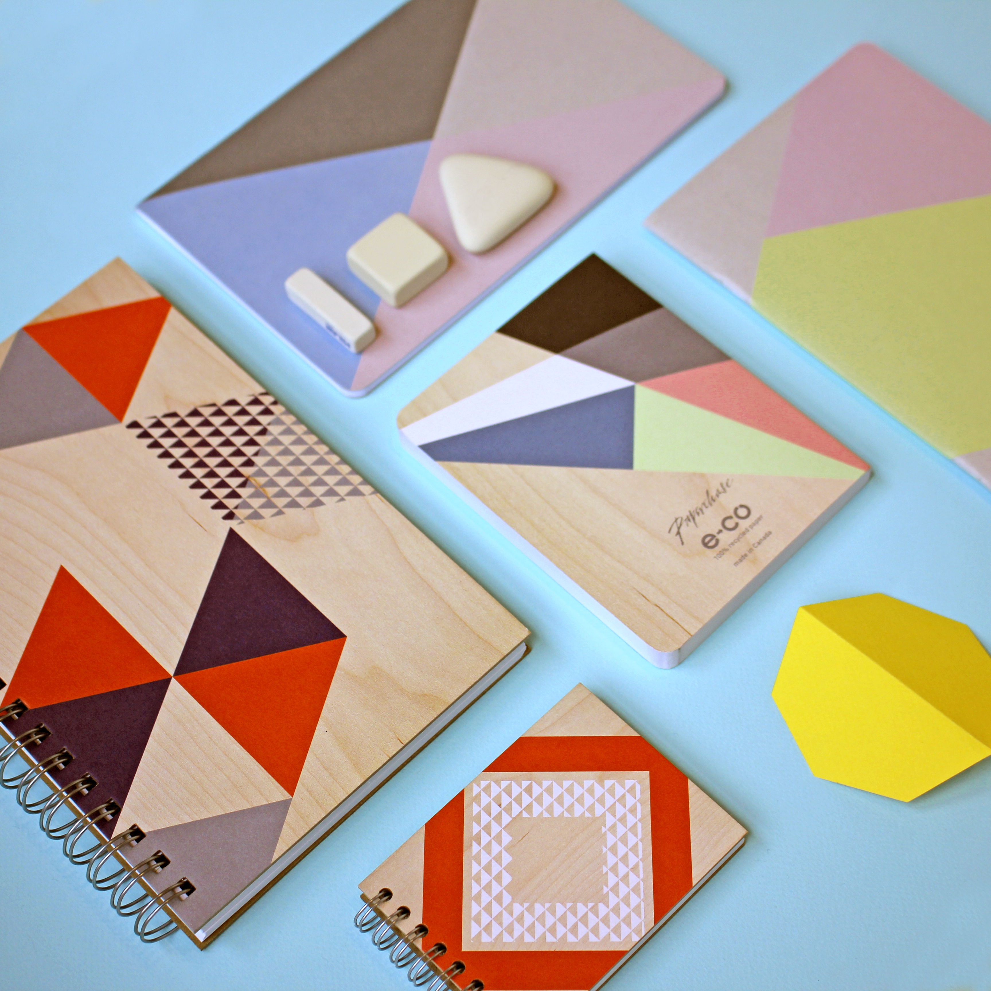Geometric Books