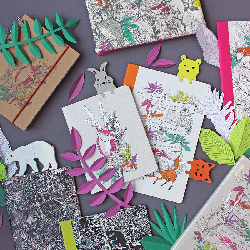 paperchase-woodland-tails-stationery-notebooks