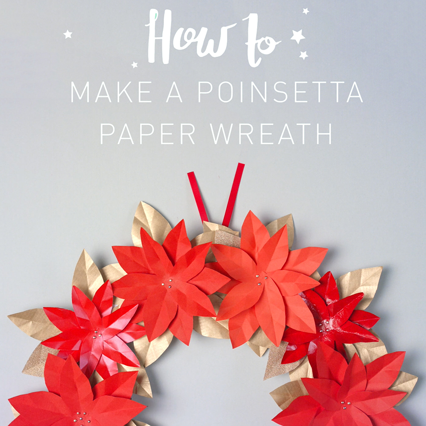 how-to-make-a-poinsettia-wreath-featured-image