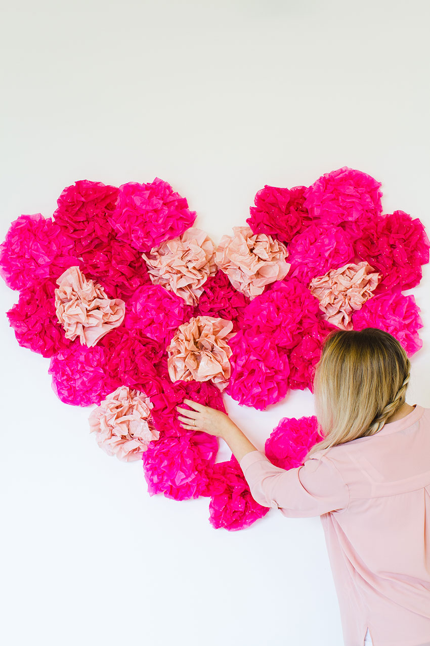 High-Res-Tissue-Paper-Heart-Backdrop-with-Paperchase-Wedding-Photo-Booth-Props-Bespoke-Bride-1