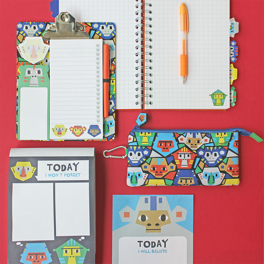 BACK-TO-SCHOOL-MONKEY-STATIONERY-