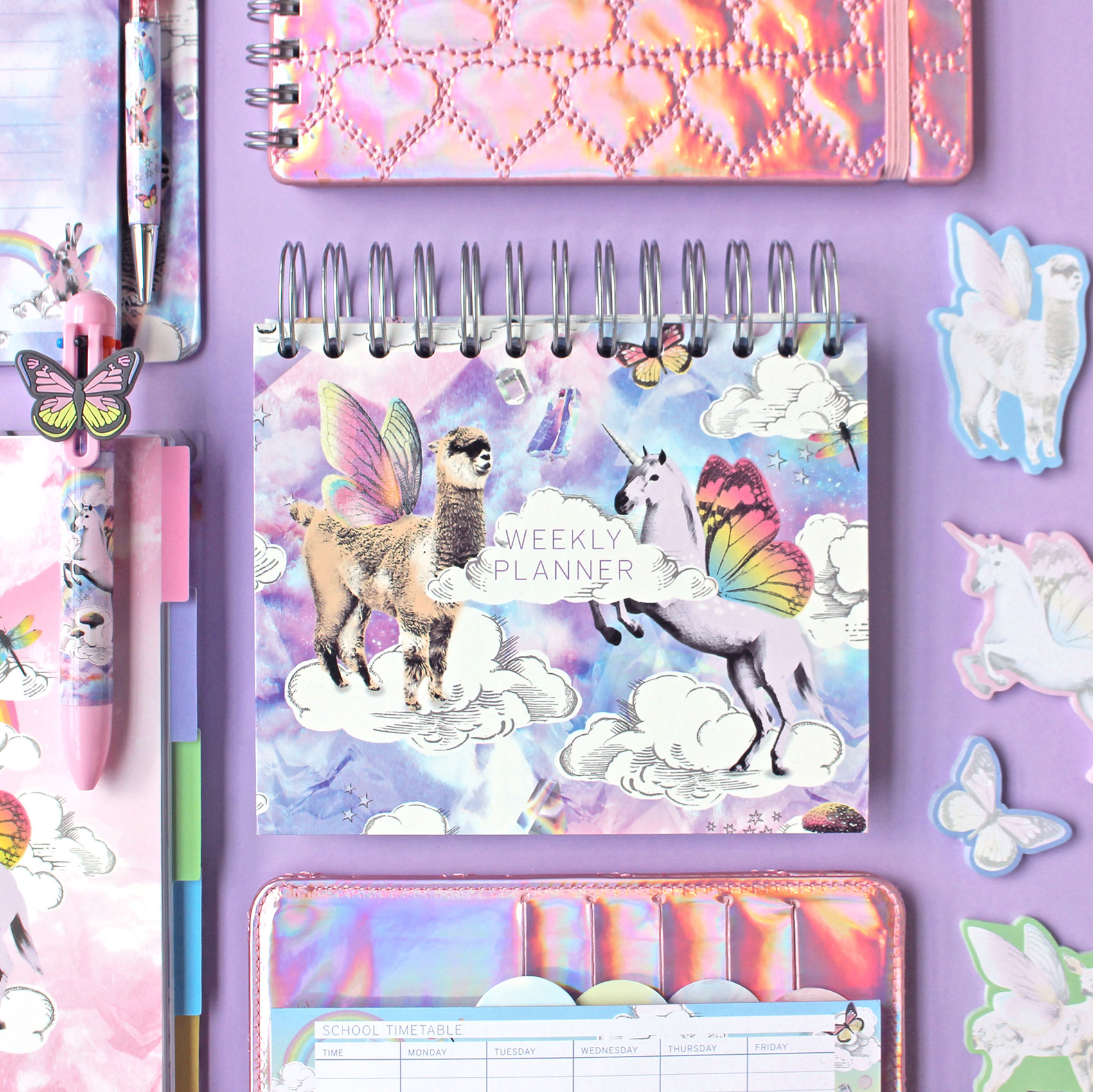paperchase back to school study planner