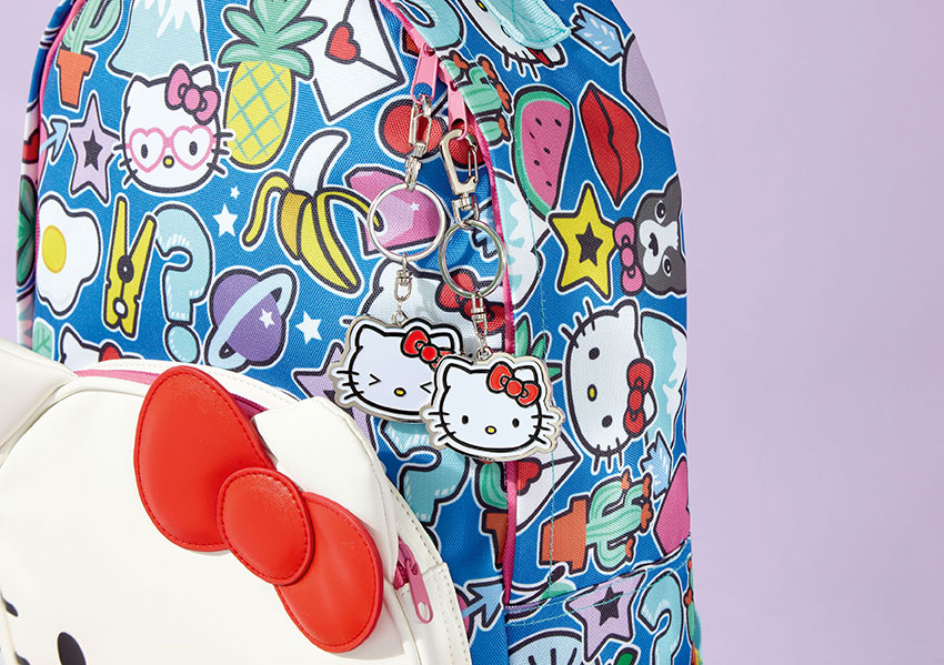 PAPERCHASE-HELLO-KITTY-BACKPACK-KEYRING