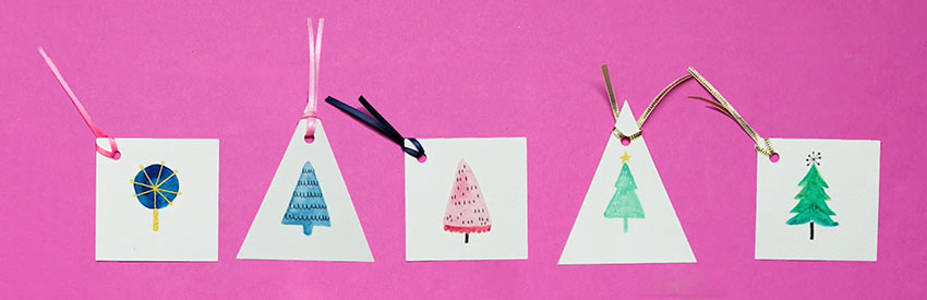 PAPERCHASE-HOW-TO-DRAW-A-CHRISTMAS-TREE-GIFT-TAG