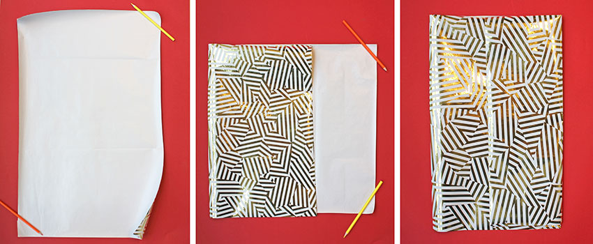 PAPERCHASE-HOW-TO-WRAP-A-GIFT-STEP-1
