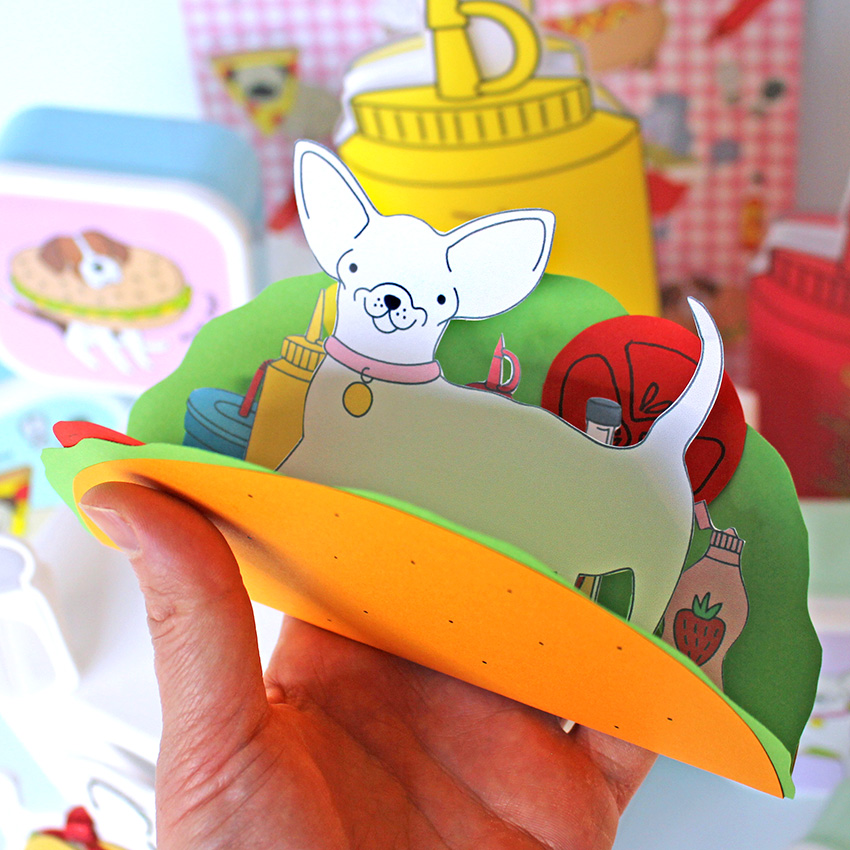 PAPERCHASE-HOW-TO-MAKE-A-POP-UP-CARD-CHIHUAHUA-FINISHED