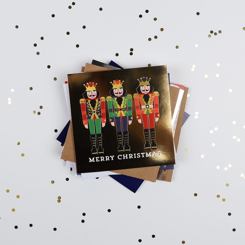Paperchase X Autistica Charity Christmas Card