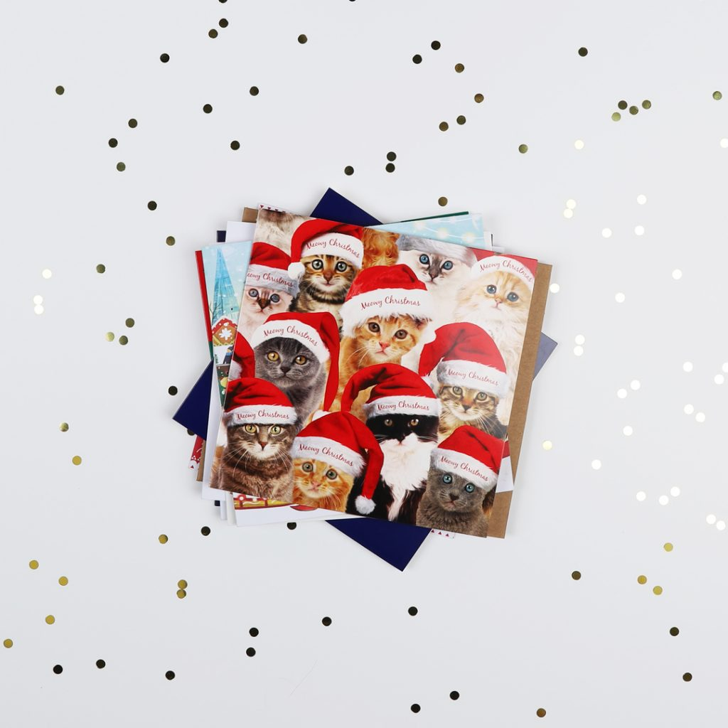 Paperchase X HoneyPot Charity Christmas Card
