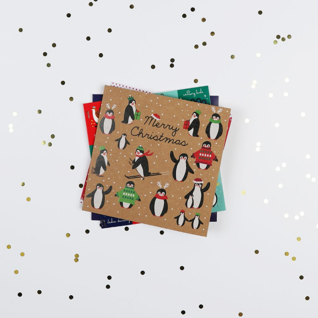 Paperchase X Place2Be Charity Christmas Card