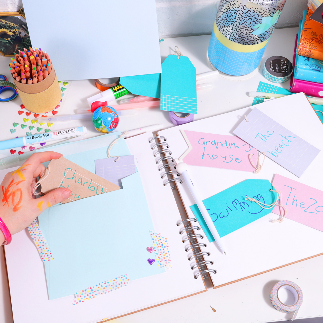 Things to do scrapbooking layouts for kids